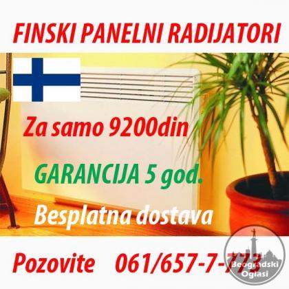 Finski panelni radijator 500w AKCIJA
