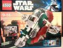 """Lego komplet Star Wars. Model """"Slave 1"""" - 8097"""