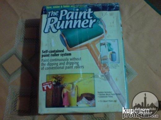 Original Valjak Paint Runner