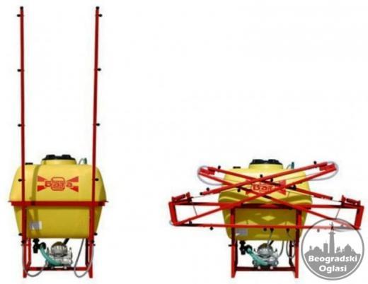 Traktorska prskalica. Garancija 5 godina(NOVO)