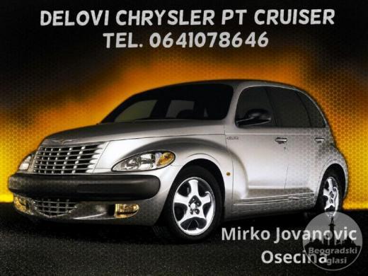 delovi chrysler-pt cruiser-voyager