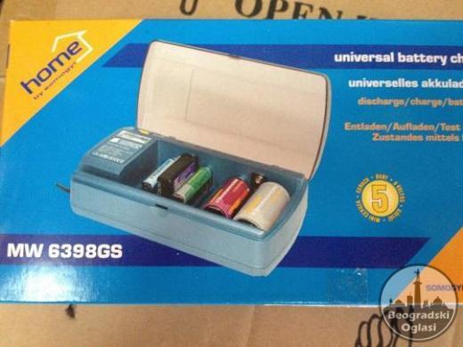 Univerzalni Punjač NiCd / NiMh Baterija