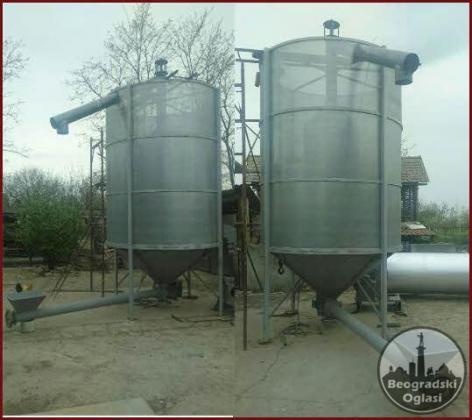 Sušare za žitarice - Proizvodnja i prodaja - Super povoljno!