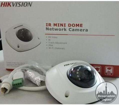 Mrežna IP Megapiksel Dome Kamera