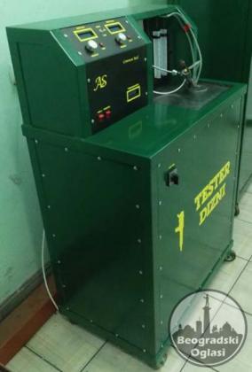 Masina za testiranje Common Rail dizni