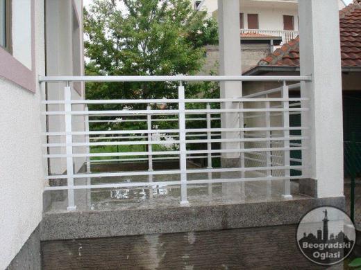 Ograde i kapije od Aluminijuma