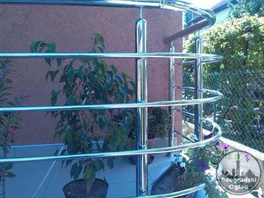 Ograde i kapije od Inox-a (Prohrom)