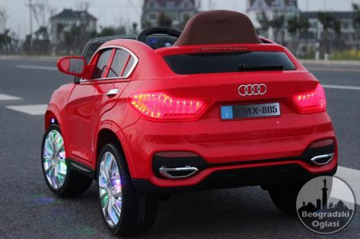 Auto na akumulator Audi Q7 XMX