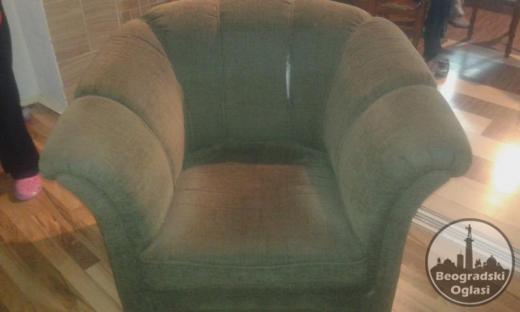 dvosed, trosed i fotelja