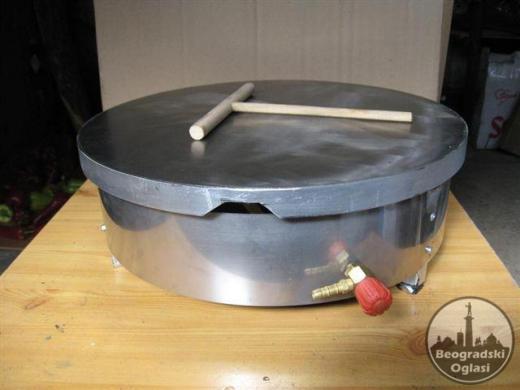 roštilj na plin
