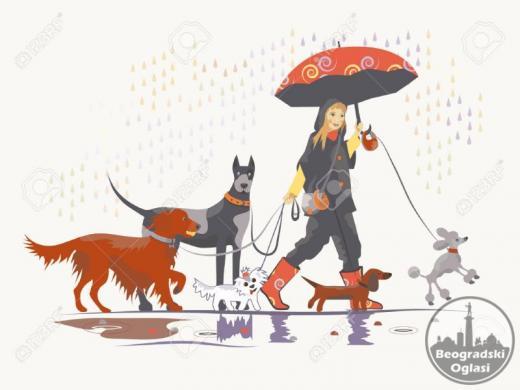 Setanje psa