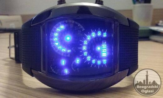LED cajger sat NOVO