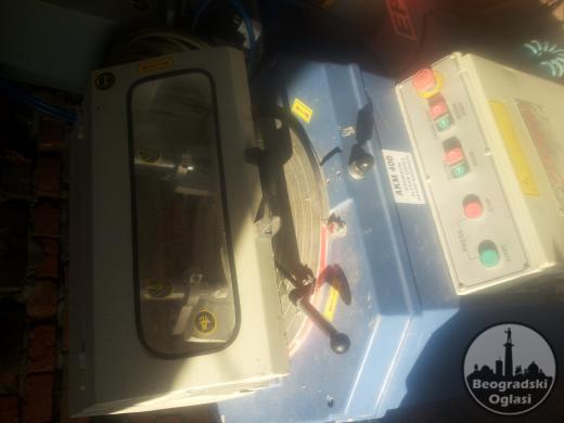 Masine za proizvodnju PVC stolarije