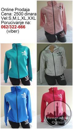Adidas trenerka NOVO