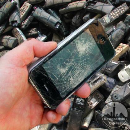 Otkup mobilnih bez baterije za reciklazu