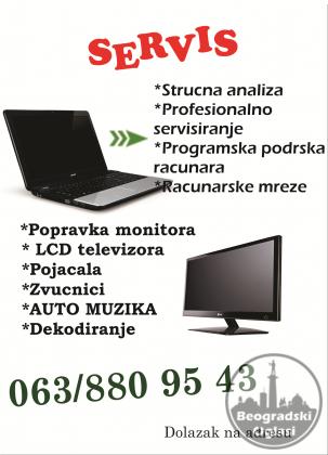Servis Laptop Desktop