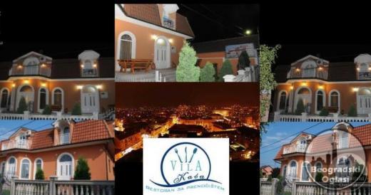 Prenociste u Kragujevcu