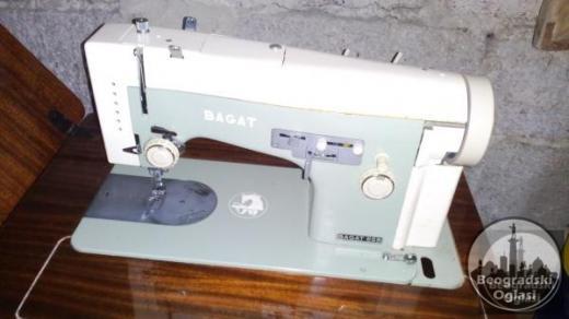 Prodajem mašinu za šivenje Bagat Slavica