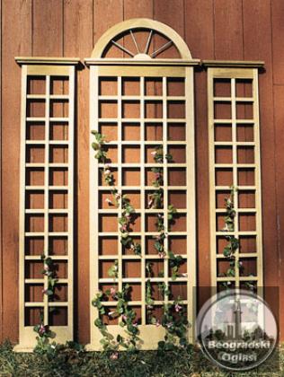 Penjalice i lukovi za cvece Tabori Exteriors doo Bor