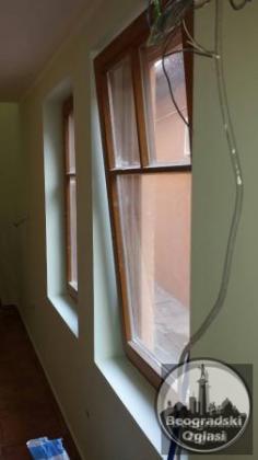 obrada špaletni posle ugradnje vrata i prozora + moleraj1000 nijansi