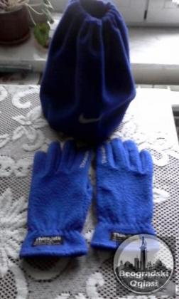 Nike kapa i rukavice