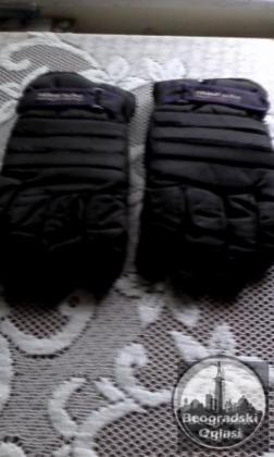 Muske termo rukavice