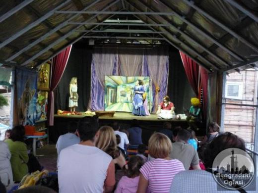 Škola glume, rođendani i predstave ... na Savi