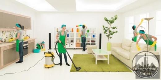 Čišćenje i održavanje prostora