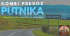 Kombi prevoz putnika 8+1 Rentim Beograd