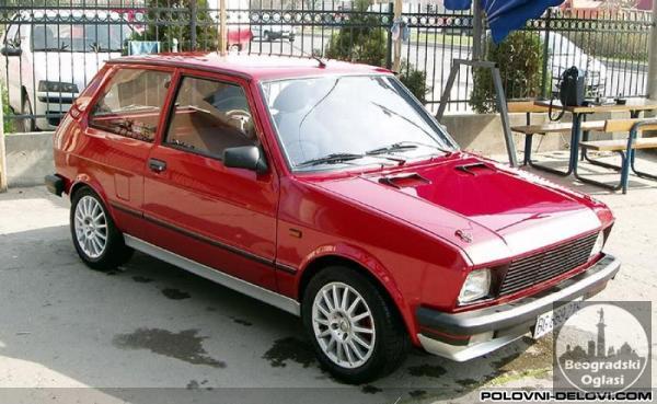 Yugo 55 Prodajem 200 Evra Automobili Beogradski Oglasi