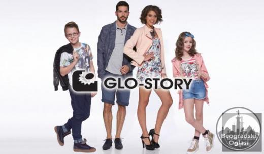 GLO STORY NOVA majica S sl.11