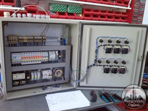 Šemiranje elektro ormana