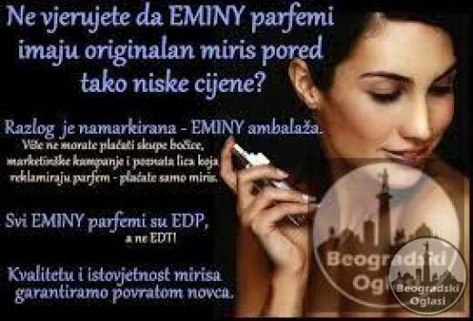 Chanel 5 - Parfemi EMINY