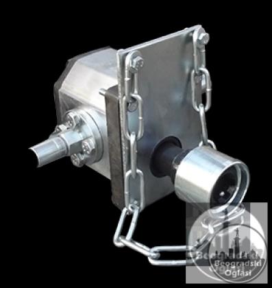 Hidraulicni utovarivac stajnjaka - GRAJFER