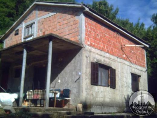 Kuca u Crnoj Gori