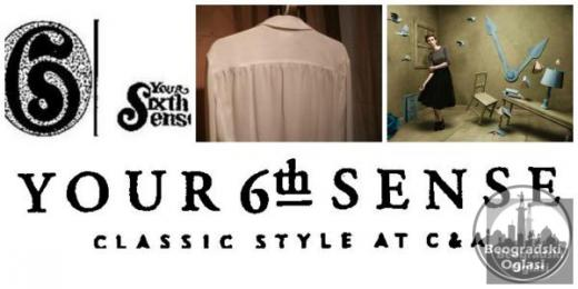 NOVA Kosulja Your Sixth Sense collection 40 sl.9