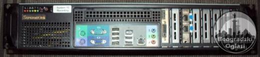 Supermicro Ultra slim Serveri