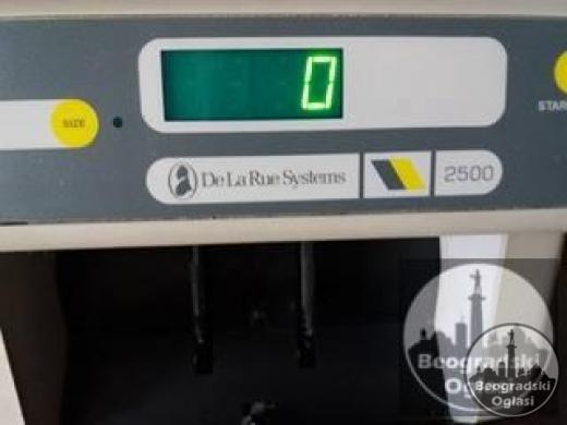 Brojac novca De La Rue Systems 2500
