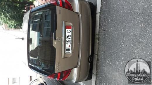 Mercedes A180 CDI Avantgard