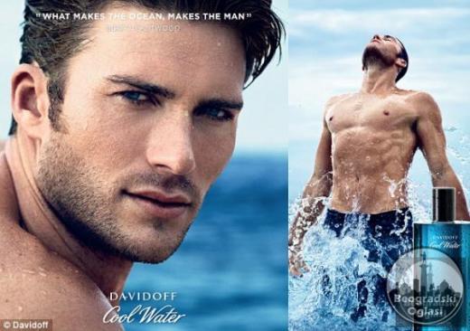 Muski parfem COOL WATER - Davidoff 201