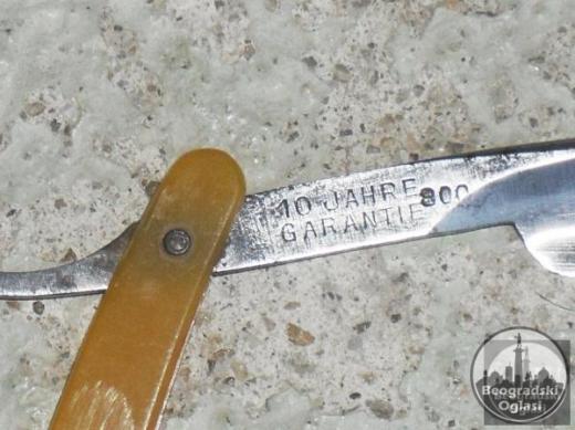 RINGDOVE SOLINGEN Kolekcionarska Britva Brijač