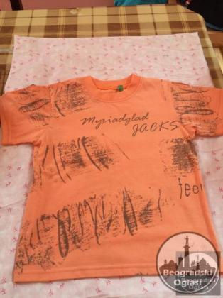 Majice sa kratkim rukavima