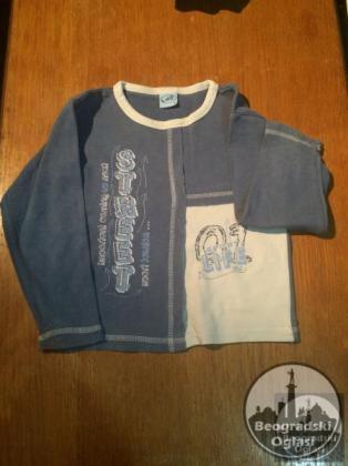 Tanje decije pamucne majice dugih rukava