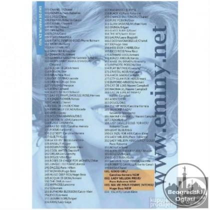 Zenski parfem DIAMONDS 50ml - Armani 114