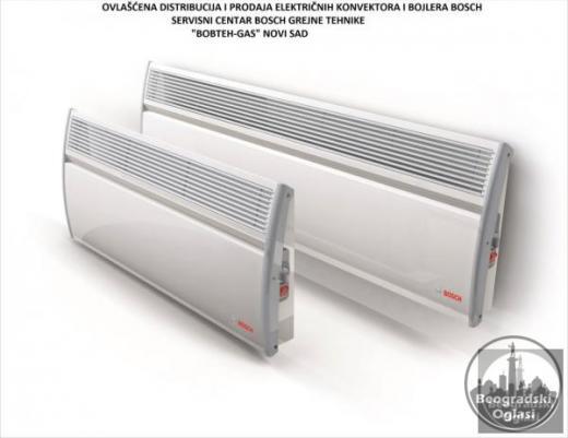 BOSCH elektro konvektori - grejalice