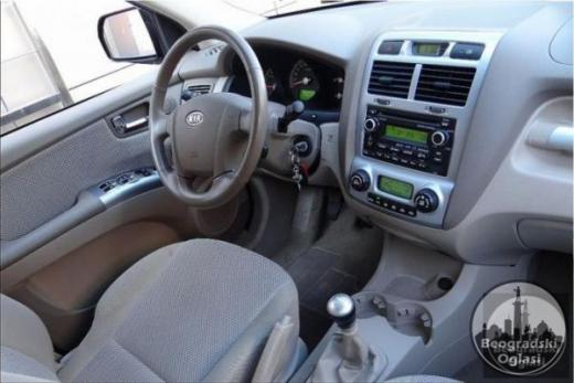 Kia Sportage 2.0CRDI X-Treme 4x4