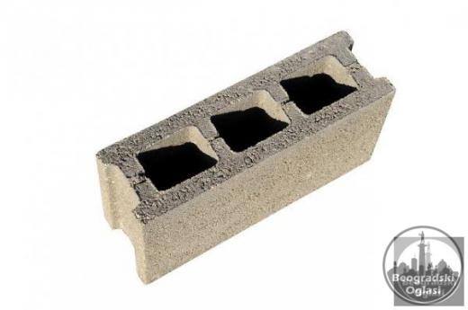 KUPUJEM betonske POLUblokove (Rakovica)