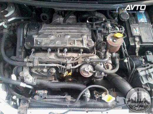 Mazda 626 2.0  1999 DITD