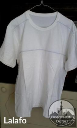 Pamucna bela majca