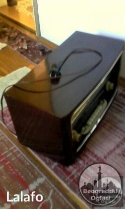 Radio aparat Savica
